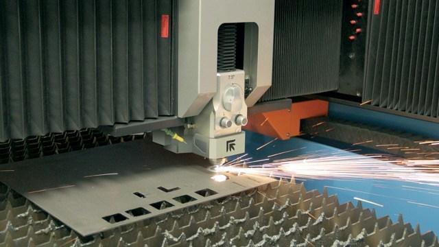 Avtomatizacija laserskega razreza