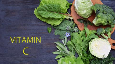 Zelenjava z vitaminom C